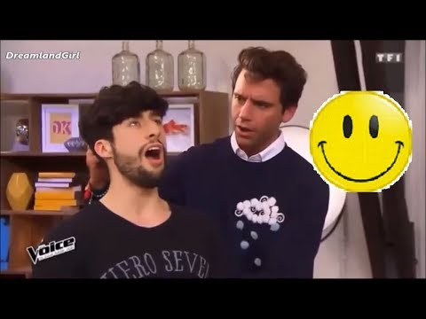 MIKA & MB14  «I'M CRAZY, BUT IT WORKS!» Funny moment  Eng sub