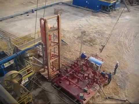 Land Rig in Saudi Arabia
