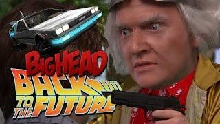 BigHead Back to the Future Parody | Lowcarbcomedy