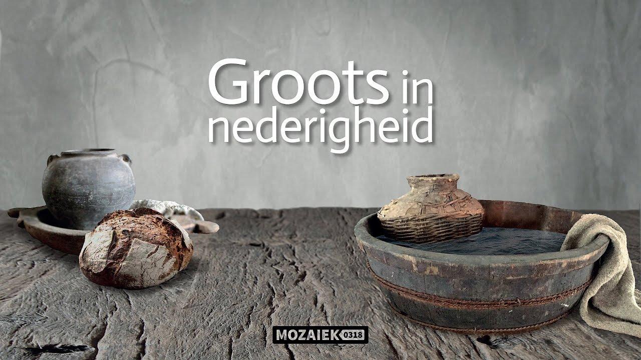 Preek: Groots in Nederigheid - Kees Kraayenoord