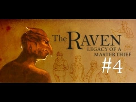 The Raven: Chapter 2 - Ancestry of Lies | Let's Play #4