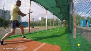 Beyball / Бейсбольная пушка / бейсбольный коридор