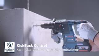 BOSCH GBH 18V-26F akkus fúrókalapács