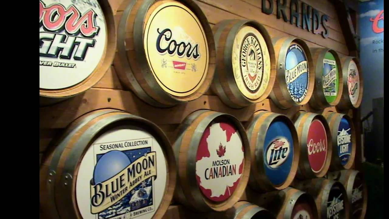 Coors Brewery Tour  Golden, Colorado   YouTube