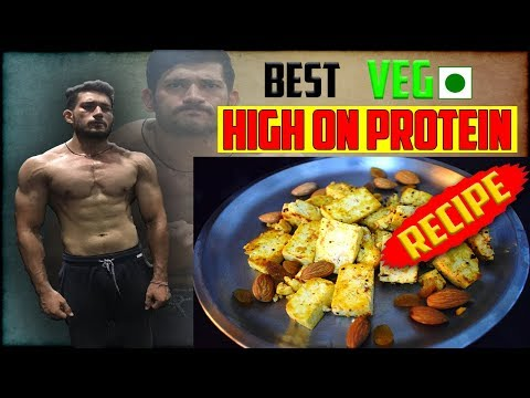 Vegetarian Protein Rich Meal   Navratri Special   Recepe   HINDI   JSTS Fitness