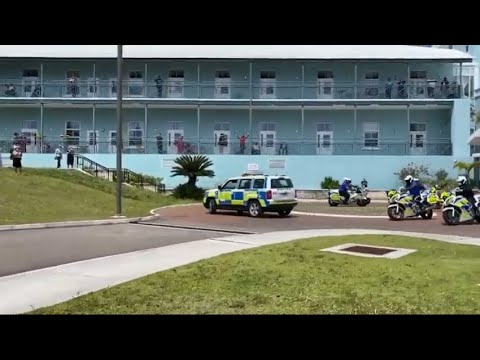 Police Say Happy Birthday To Two Seniors, May 28 2020