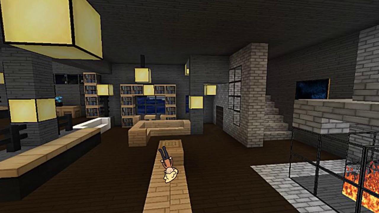 комнаты в майнкрафте #5