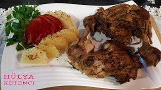Düdüklü Tencerede Tavuk Tandır Tarifi - Hülya Ketenci - Yemek Tarifleri