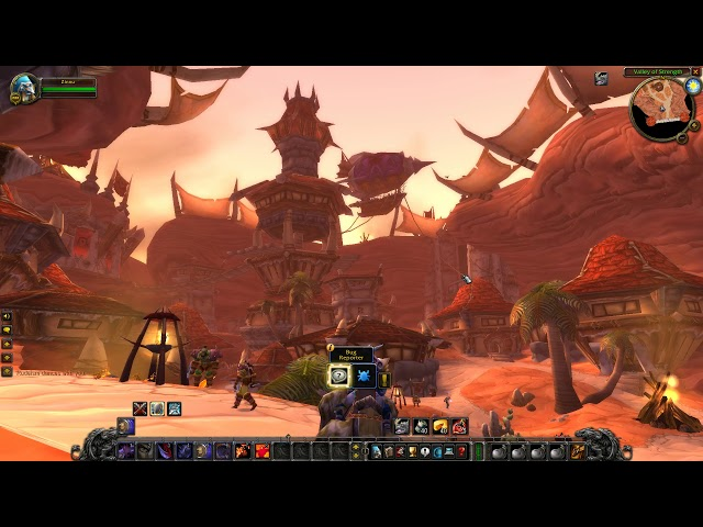 World of Warcraft Classic - Character Creation, Tiny Tour of Orgrimmar & More