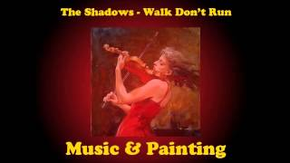 The Shadows - Walk Don