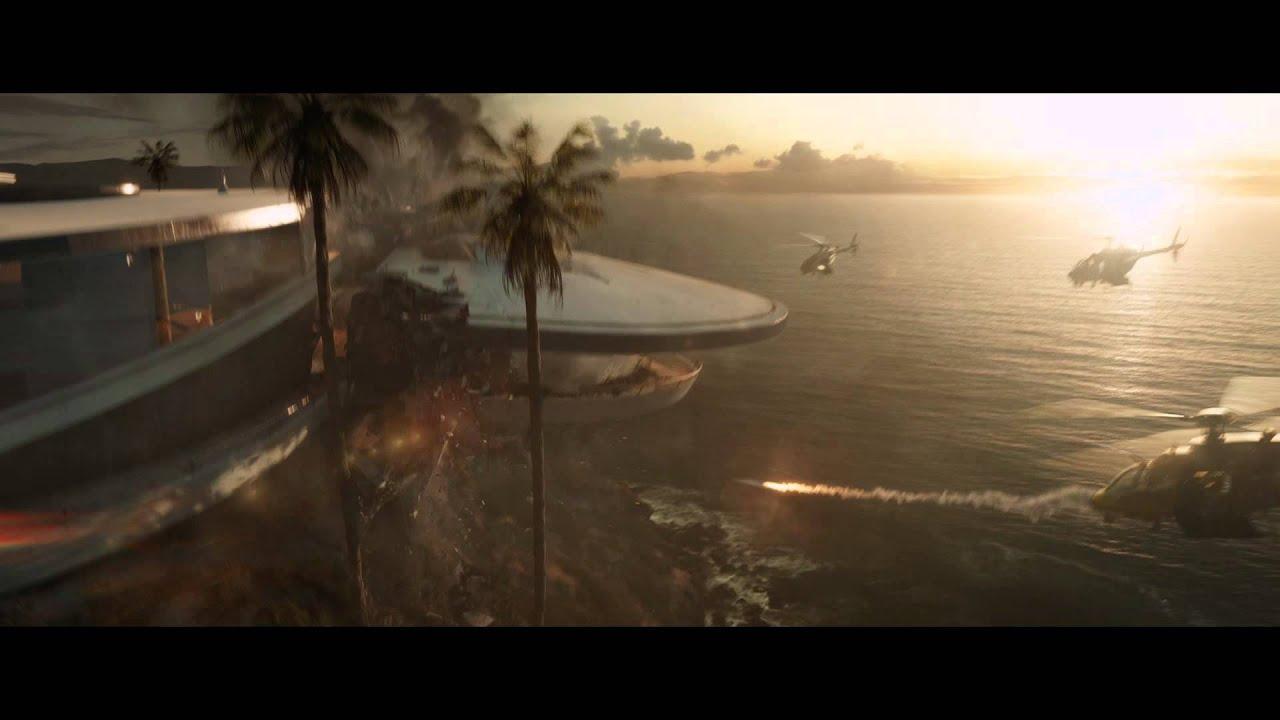 Iron man 3 l 39 attaque de la maison de tony stark vost for Iron man maison