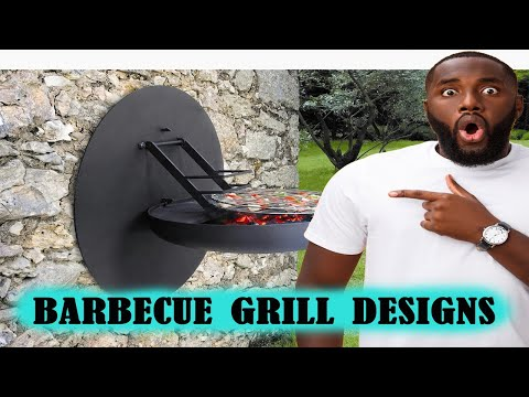25 Grill Outdoor Ideas 2019 ➤ Amazing Barbecue Design and Builds
