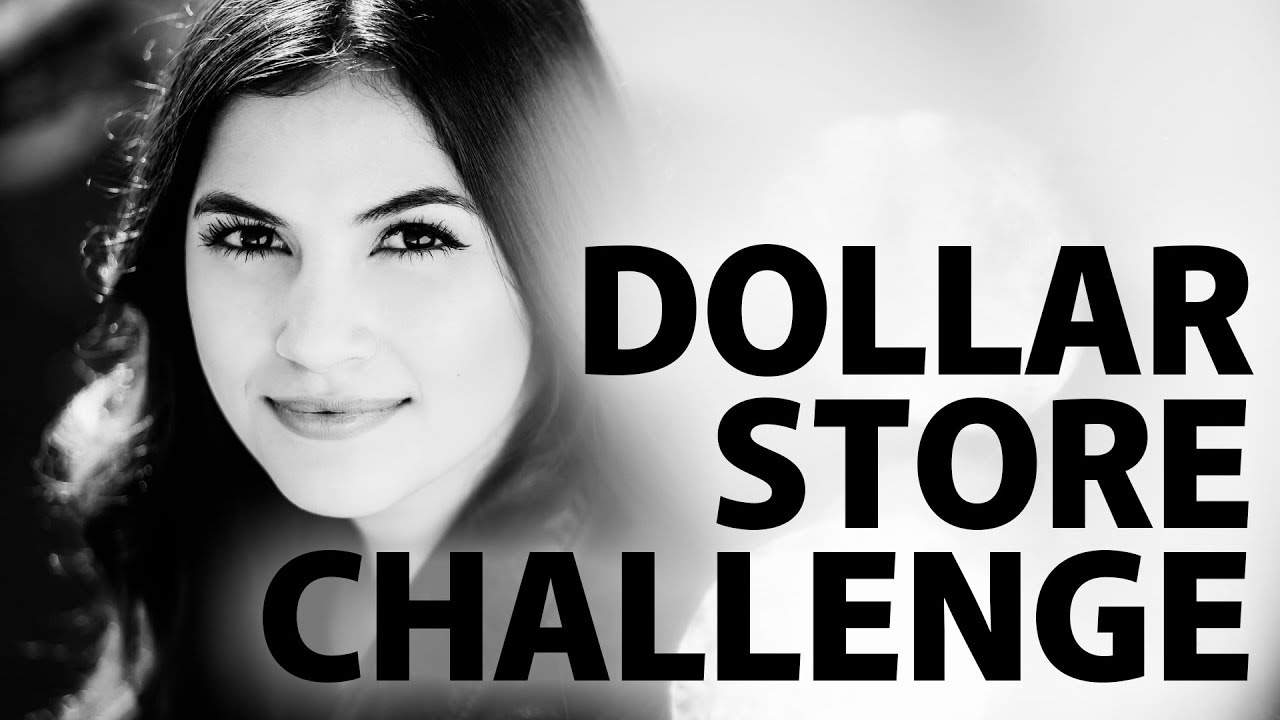 Dollar Challenge With The Canon Eos R
