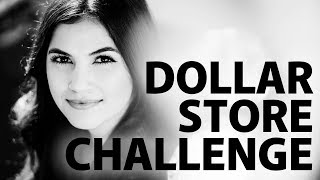 Dollar Store Challenge with the Canon EOS R