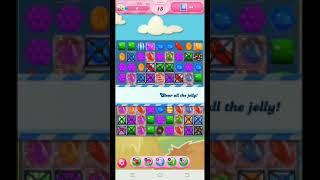 Level 1585 Candy Crush Saga
