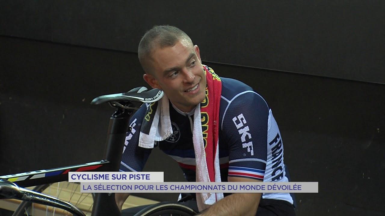 Yvelines | Cyclisme sur piste : La sélection pour les championnats du Monde dévoilée