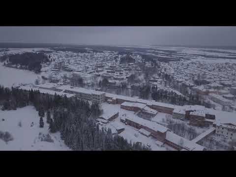Красавино январь 2018