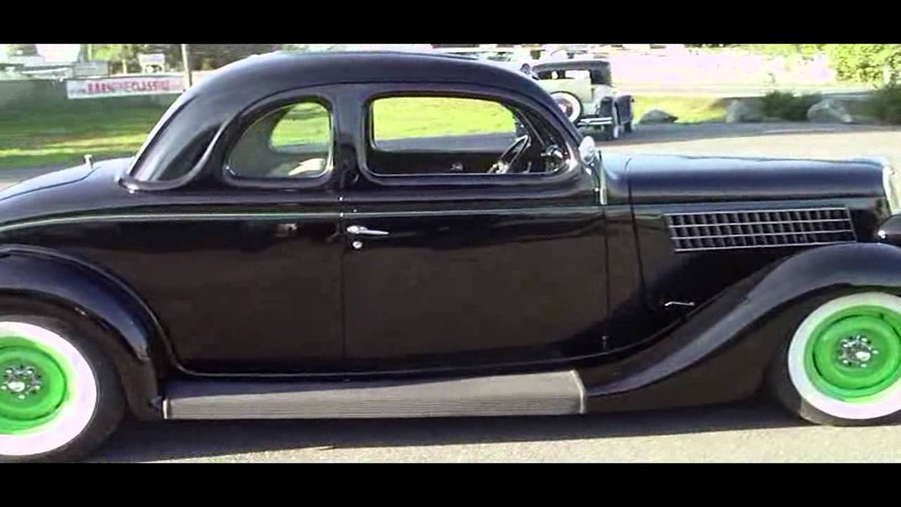 1935 Ford Rumble Seat Coupe