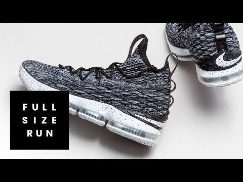 Nike Unveils LeBron 15s, Ronnie Fieg's Kith Fashion Show, and Steph Curry vs. KD | Full Size Run
