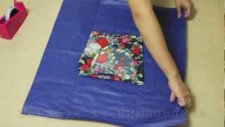拼拼禮創意包裝教學—衣服包裝