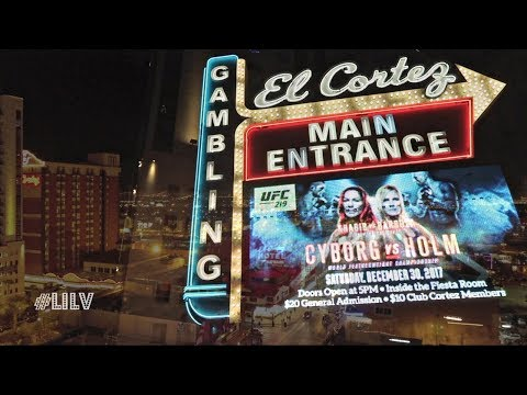 El Cortez Las Vegas Walk Thru