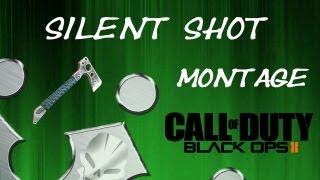 Black Ops 2 Sniper Quick Scope Magic/Silent Shot Montage #1 - w/ TOMAHAWK
