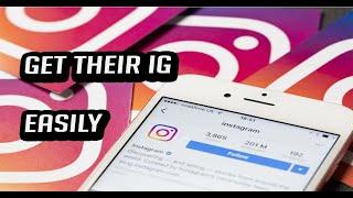 How To Hack Someones Instagram Account - Login Into Anyones Insta Account In 2021