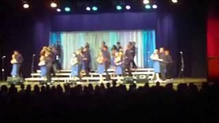 Sandia High School Continentals Showfest 2010 Part 2