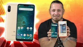 XIAOMI MI A2 LITE 📱 Android One in günstig? [Review, Technik, German, Deutsch]