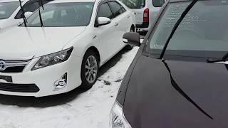 Автобазар ЦЕНЫ, ВИДЕО, легковых авто, японских, Владивосток