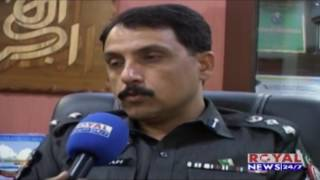 Exclusive Interview with Ssp West Pir Muhammad Shah On the Security Of Mohram ul Haraam.