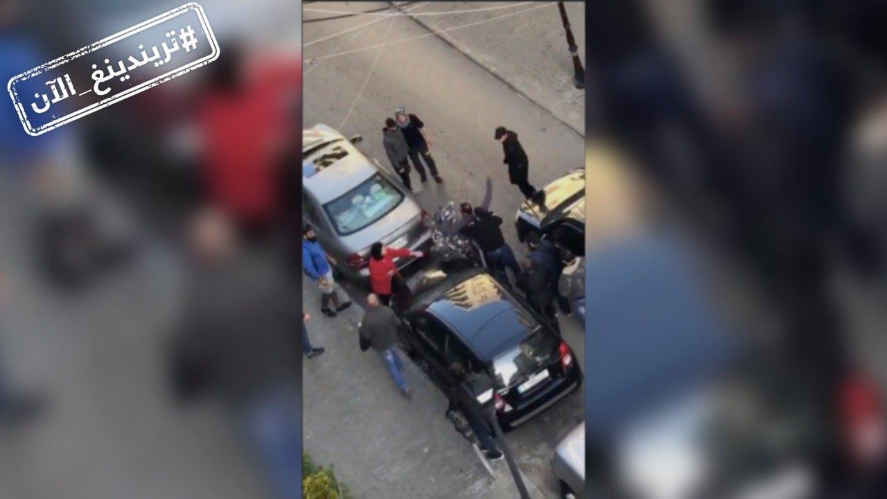 تريندينغ الآن   لبناني يعتدي بالضرب على رجل أمن يرتدي زيه الرسمي  - نشر قبل 4 ساعة