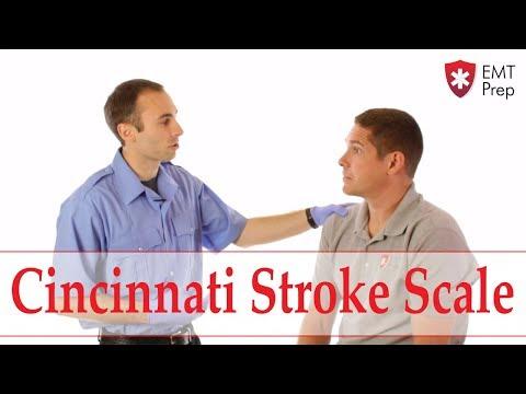Cincinnati Stroke Scale Review - EMTprep.com