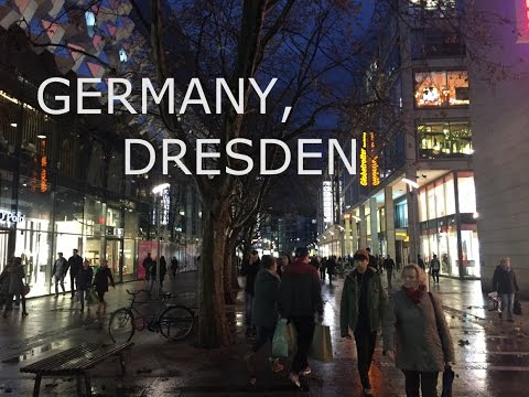 GERMANY, DRESDEN  │ TRIP #1