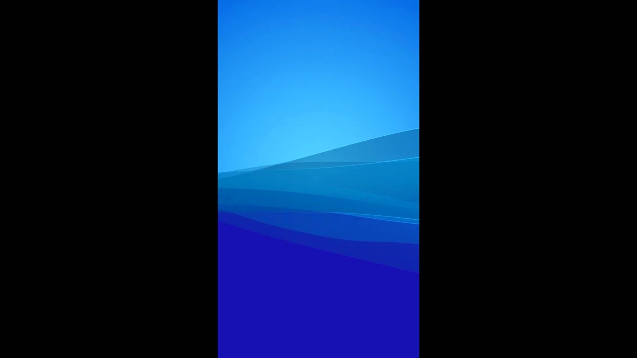 Sony Xperia Z3+ Boot Animation (with Sound)