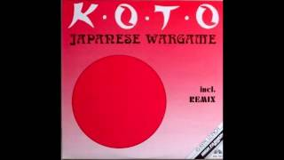 Koto - Japanese Wargame (edit)