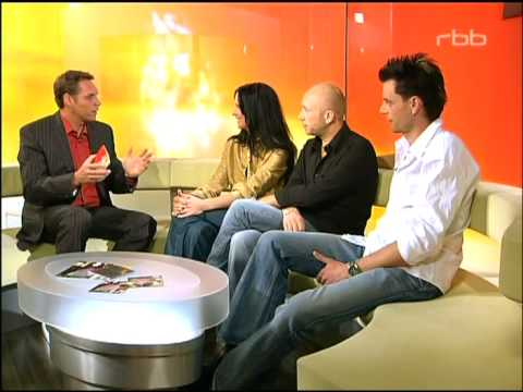 BeLL BOOK AND CANDLE - Interview RBB Abendschau 2009