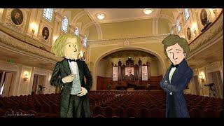Video Liszt vs Chopin Piano Concertos - Humoresque No.1 download MP3, 3GP, MP4, WEBM, AVI, FLV Mei 2018