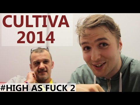 SEHR GEILE HANFMESSE - CULTIVA 2014