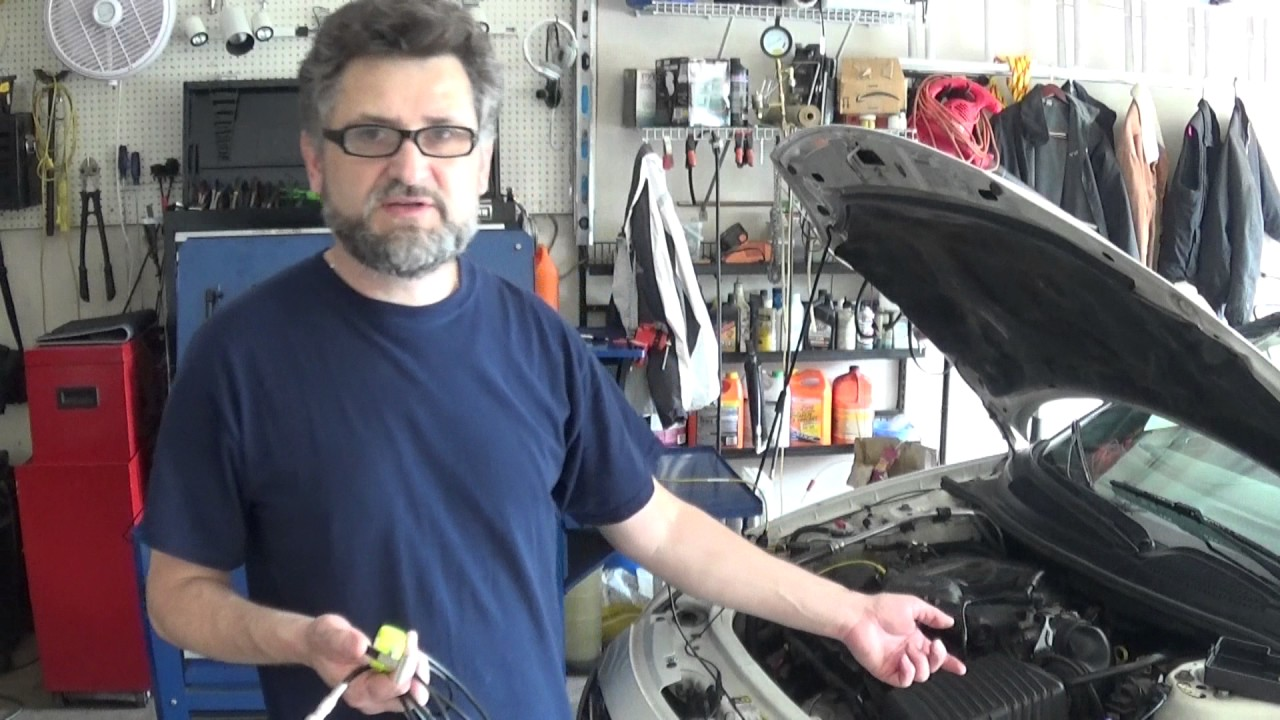 Using Sound To Find Bad Fuel Injector