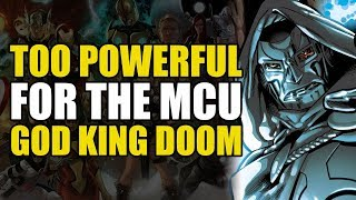 Too Powerful For Marvel Movies: God King Doom Video