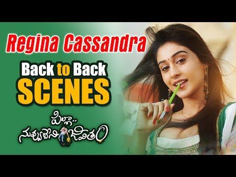 Rejina Casandra Back To Back Scenes || PNLJ || Sai Dhram Tej , Jagapathi Babu