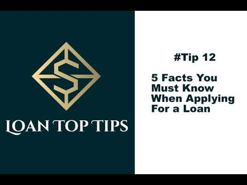 #tip-12---5-facts-you-must-know-when-applying-for-a-loan!!!