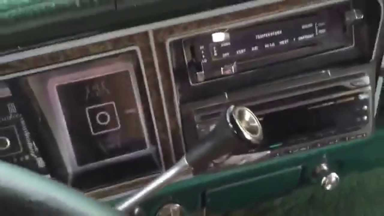 1979 ford 4x4 interior - YouTube