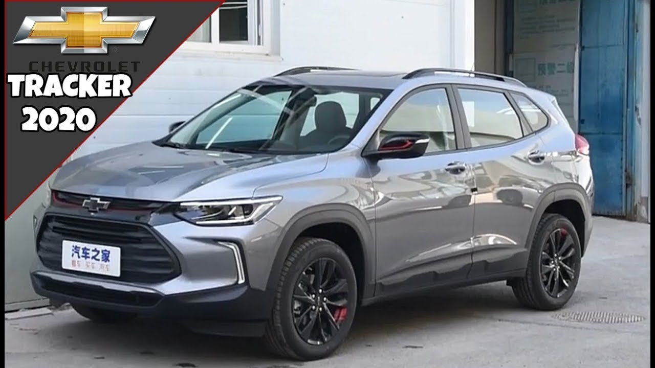 New Chevrolet Tracker 2020 Details Prices Engine And Consumption Top Cars