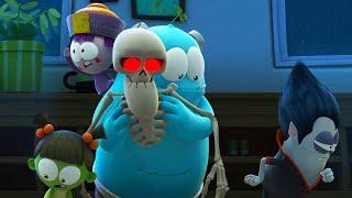 Spookiz | Lo scheletro perde le gambe | Cartoni animati per bambini | WildBrain