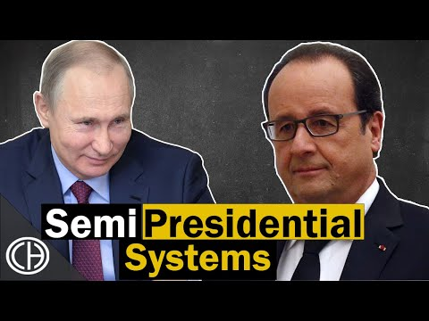 Semi-Presidential Systems