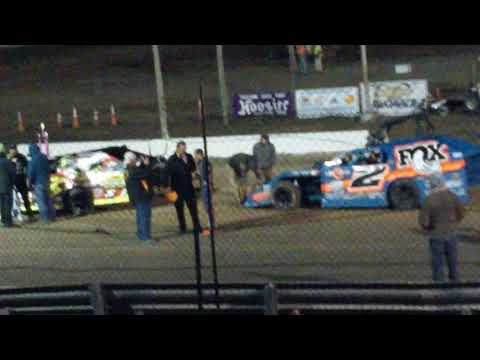 North Florida Speedway Winter Nationals 2-3-18 R. Fowler Winner's Circle Interview