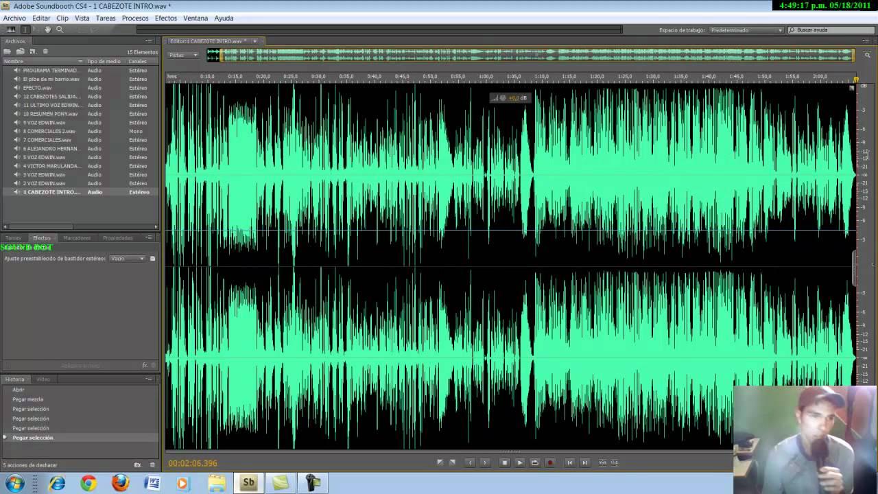 cmo crear un programa radial desde tu propia casa adobe soundbooth