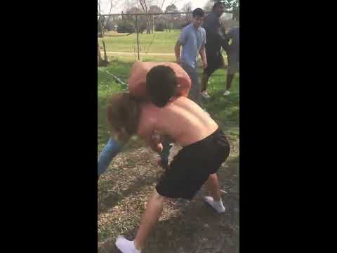 LPHS Backyard Fight!! Like & Subcribe 👍🏻